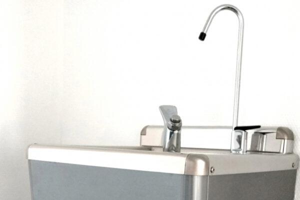 アルカリイオン水と生成装置